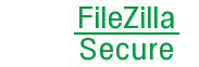 FileZilla Secure logo